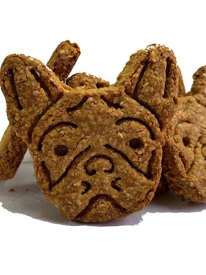 Photograph of Drool Pet Co. Rustic Oat Biscuits - Dog treat