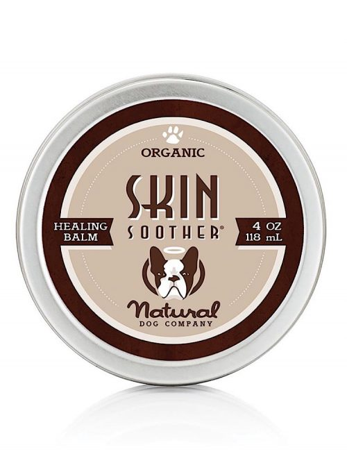 Dog skin soother