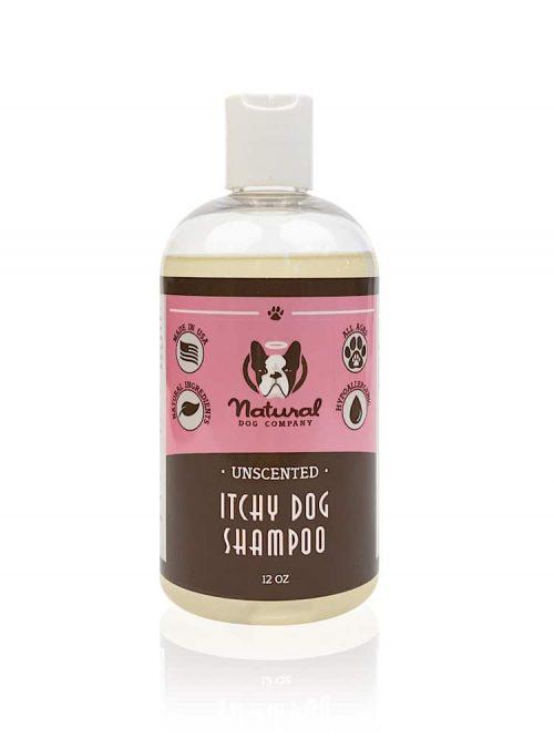 Drool Pet Co. Itchy Dog Shampoo.Pic