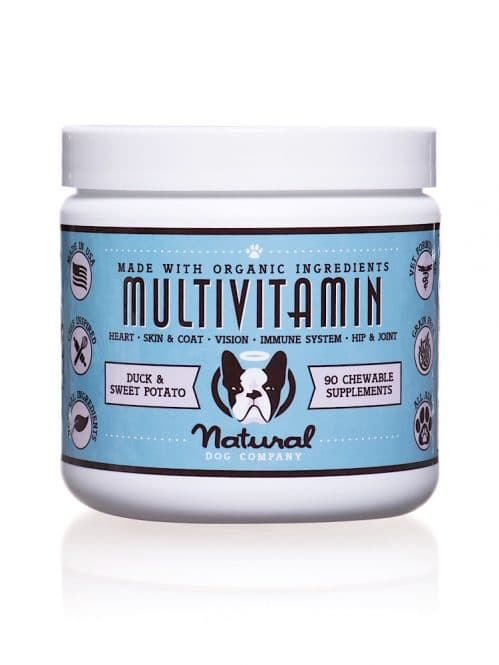 Drool Pet Co. Multivitamin.Pic