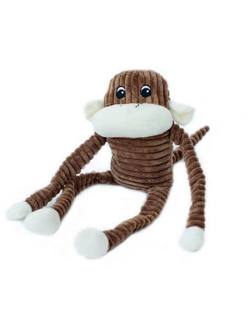 Drool Pet Co. Spencer the crinkle monkey.pic