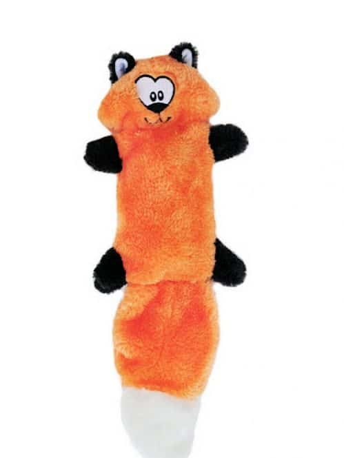 Drool Pet Co. fox dog toy.pic